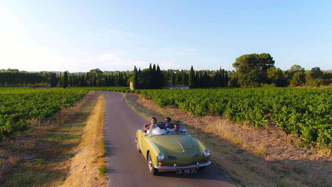 film en drone de Manon et Aurélien