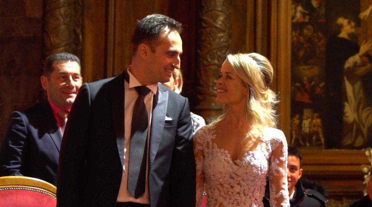Vidéo du mariage de Jérome et Julia